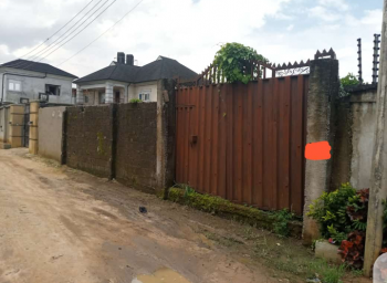 Fully Fenced and Gated Plot of Land, Mandela Estate, Opposite Sars Office, Rukpokwu, Port Harcourt, Rivers, Mixed-use Land for Sale