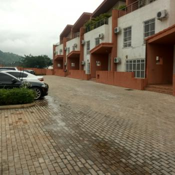 a Tastefully Finished Serviced 3 Bedroom Terrace Duplex with 1 Bq., Diplomatic Zone, Katampe Extension, Katampe, Abuja, House for Rent