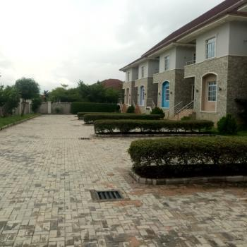 a Tastefully Finished Serviced New 3 Bedroom Terrace Duplex with 1 Bq., Diplomatic Zone, Katampe Extension, Katampe, Abuja, Terraced Duplex for Rent