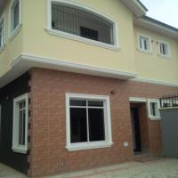 5 Bedroom Semi Detached Duplex(all En-suite) With Jacuzzi, Fitted Kitchen And Boys Quarters, Omole Phase 1, Ikeja, Lagos, 5 Bedroom, 6 Toilets, 5 Baths House For Sale