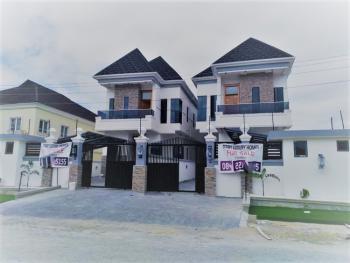 5 Bedroom Fuly Detached Duplex with a Room Bq, Chevy View Estate, Off Chevron Drive, Lekki Phase 1, Lekki, Lagos, Detached Duplex for Sale