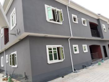 Newly Built 3 Bedroom En-suite Flat in an Estate with Paved Road., Sangotedo, Ajah, Lagos, Flat for Rent