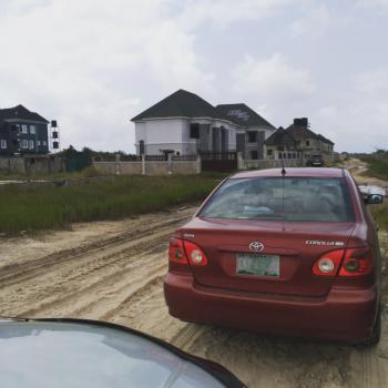 Land, Abijo Gra, Epe Expressway, Lagoon Park Estate., Sangotedo, Ajah, Lagos, Residential Land for Sale