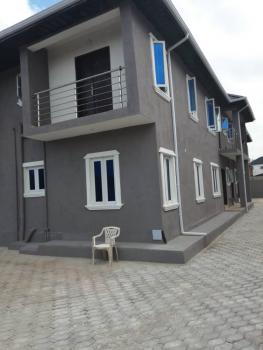 Brand New 2 Bedroom Flat, New Road By Alpha Beach Road, Igbo Efon, Lekki, Lagos, Flat for Rent