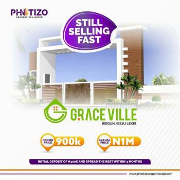 Deed of Assignment, Graceville Estate, Ikegun, Ibeju Lekki, Lagos, Mixed-use Land for Sale