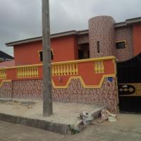 A Self Contain Apartment, Omole Phase 1, Ikeja, Lagos, 1 Bedroom, 1 Toilet, 1 Bath Flat / Apartment For Rent