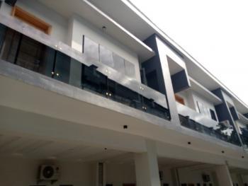 Four (4) Bedroom Terrace, Lafiaji, Lekki, Lagos, Terraced Duplex for Sale