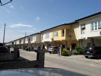 a Luxury 3 Bedroom Terrace Duplex All Rooms Ensuite with 24hr Electricity, Lekki Gardens Phase 4 By General Paint, Ajah, Lagos, Terraced Duplex for Rent