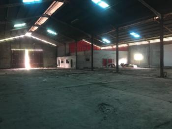 Warehouse on 8100sqm (2acres) with 45000sqft 3 Bay Warehouse, Oregun, Ikeja, Lagos, Warehouse for Sale