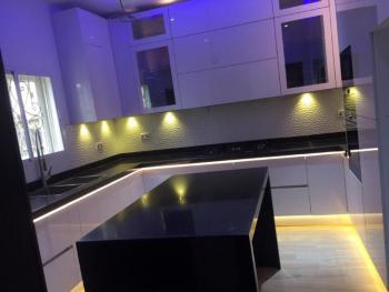Beautiful 5 Bedroom Detached Duplex with 1 Room B/q, Nicon Town, Lekki, Lagos, Detached Duplex for Rent
