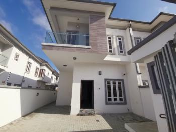 4 Bedrooms Semi Detached Duplex with Bq, Beside Dominos Pizza, Ologolo, Ologolo, Lekki, Lagos, Semi-detached Duplex for Sale