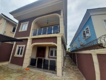 Brand New 4 Bedrooms Duplex with 2 Units of Mini Flat, Ogba, Ikeja, Lagos, Detached Duplex for Sale
