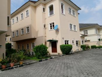 Spacious Serviced and Neatly Finished 4 Bedroom Detached House with Bq, Off Palace Road, Victoria Island Extension, Victoria Island (vi), Lagos, Detached Duplex for Rent