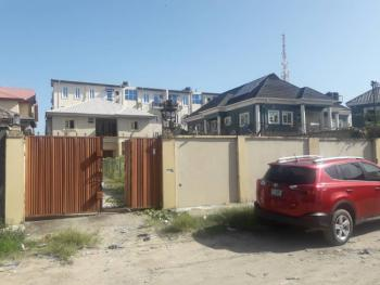 2 Units of 2 Bedrooms Flat. Up and Down, Alpha Beach Chevron, Igbo Efon, Lekki, Lagos, Block of Flats for Sale