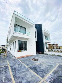 Tastefully Finished 5 Bedroom Semi-detached Duplex with Bq, Cowrie Creek Estate (n. L. N. G), Ikate Elegushi, Lekki, Lagos, Semi-detached Duplex for Sale