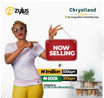 Plots of Land, Chrystland Estate, Epe Central By Augustine University, Epe, Lagos, Residential Land for Sale