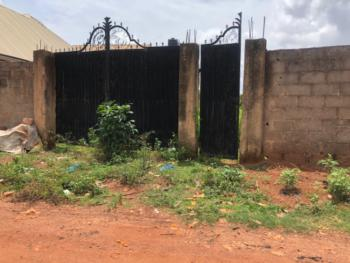 Standard Plot of Land Fenced with Gate, Destiny Layout, Airport Road Axis, Thinkers Corner, Enugu, Enugu, Residential Land for Sale