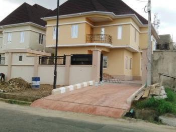 Brand New 5 Bedrooms Detached Duplex + 1 Room Bq & 1 Room Security House, Phase 2, Shagisha, Gra, Magodo, Lagos, Detached Duplex for Sale
