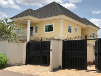 Exquisite 5 Bedroom Suited Duplex with Bq, Golf Estate Phase 1, Gra, Enugu, Enugu, Detached Duplex for Sale