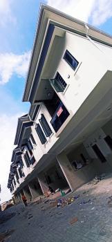 Brand New 4 Bedrooms, Orchid Road, Chevron, Lafiaji, Lekki, Lagos, Terraced Duplex for Sale