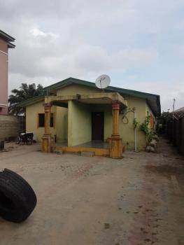 2 Bedroom Bungalow with 2 Units Mini Flat to Road in Good Axis., Adewale Estate Badore Road Ajah, Badore, Ajah, Lagos, Detached Bungalow for Sale