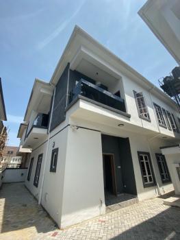 Brand New 4 Bedroom Semi Detached Duplex with B.q, Ologolo, Lekki, Lagos, Semi-detached Duplex for Sale