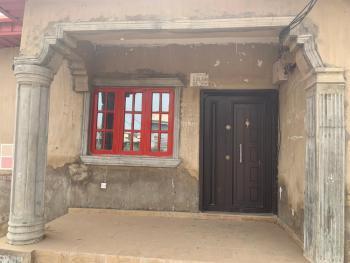 3 Bedroom Bungalow., Behind Speaker House Fedral Housing Estae Olomore Abeokuta, Abeokuta South, Ogun, Flat for Sale