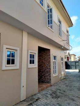 Lovely 3 Bedroom Terrace Duplex in an Estate, Sulaimon Adekanbi Street, Igbo Efon, Lekki, Lagos, Terraced Duplex for Rent