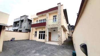 4 Bedroom Detached House with Penthouse,2 Room Bq,1 Guest Room, Lekki Phase 1, Lekki, Lagos, Detached Duplex for Rent
