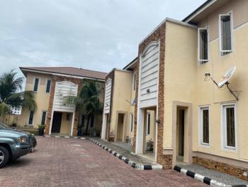 Nicely Built Three Bedroom Terrace, Lekki Phase 1, Lekki, Lagos, Terraced Duplex for Rent