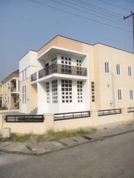 Luxury 5 Bedroom Fully Detached Duplex on Full Plot, Northern Foreshore Estate, Chevron, Idado, Lekki, Lagos, Detached Duplex for Sale