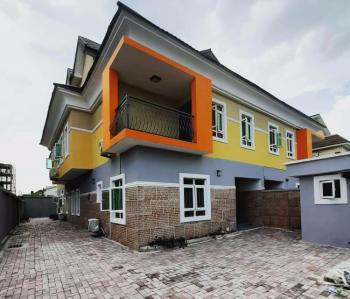 Massive 5 Bedroom Semi Detached Duplex, Off Admiralty, Lekki Phase 1, Lekki, Lagos, Semi-detached Duplex for Rent