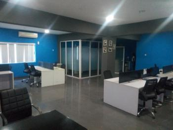 Exquisite Open Plan Office Space, Alagomeji, Yaba, Lagos, Office Space for Rent