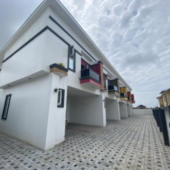 Spaciously Built 4 Bedroom Terrace Duplex State of The Art Finishing ., Thomas Estate, Ilaje, Ajah, Lagos, Terraced Duplex for Sale