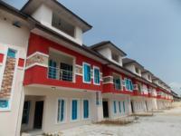 Tastefully Finished  Luxury 4 Bedroom Terrace with En-suite Boys Quarters, Ikate Elegushi, Lekki, Lagos, Terraced Duplex for Sale