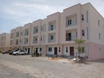Luxury 4 Bedroom Terraced Duplex with a Room Bq, Illasan, Ikate Elegushi, Lekki, Lagos, Terraced Duplex for Rent