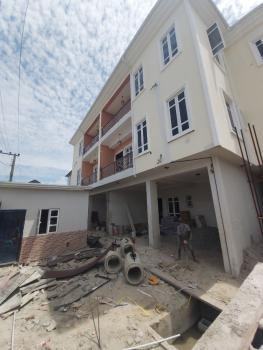 5 Bedroom Semi Detached House Plus 1 Room Bq, Off Platinum Way, Before Nicon Town When Coming From Ajah, Nicon Town, Lekki, Lagos, Semi-detached Duplex for Sale