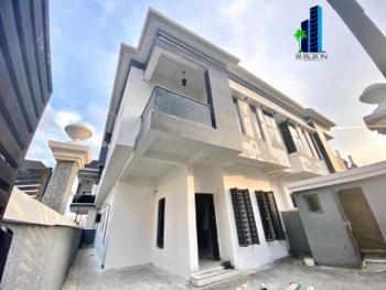 Brand New 4 Bedrooms +1 Bq Semi Detached Duplex, Chevron Axis, Lekki, Lagos, Semi-detached Duplex for Sale