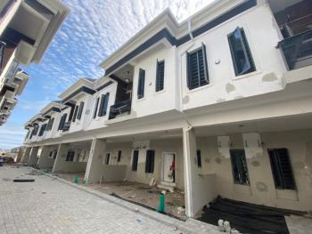 Serviced 4 Bedrooms Terraced Duplex, By Second Toll Gate, Lekki, Lagos, Terraced Duplex for Sale