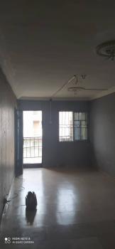 Clean 2 Bedroom Upstairs, Off Adekunle Kuye, Aguda, Surulere, Lagos, Flat for Rent
