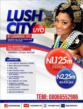 Land, Lush City By Cedarwood, Ekpemong Itak, Off Ikot-ekpene Road, Uyo, Akwa Ibom, Mixed-use Land for Sale