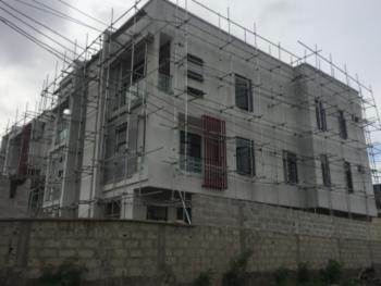 Magnificient 5 Bedroom Semi-detached Duplex with Bq, Laundry and Pool, Park View Estate, Parkview, Ikoyi, Lagos, Semi-detached Duplex for Sale