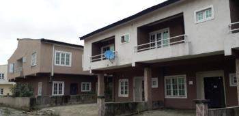 a Distress 4 Bedroom Cornerpiece Terrace Duplex, Road 9c, Lekki Gardens Phase 2 By Abraham Adesanya, Ajah, Lagos, Terraced Duplex for Sale