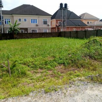 Corner Piece Plot at Pearl Gardens Estate, Pearl Garden Estate., Port Harcourt, Rivers, Land for Sale