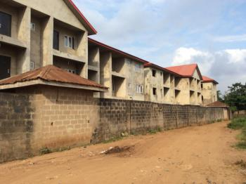 Well Built of 24 Units of Flats at About 75percent Completion., Keyola Street By Ekiti Junction., Erunwen, Ikorodu, Lagos, Block of Flats for Sale
