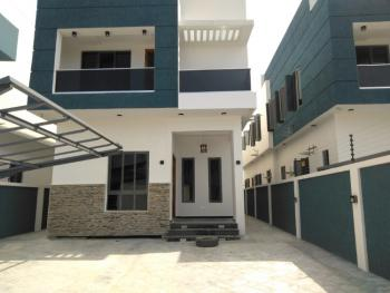 Brand New 5 Bedroom Fully Detached with Quality Fittings, Ikate Elegushi, Lekki, Lagos, Detached Duplex for Sale