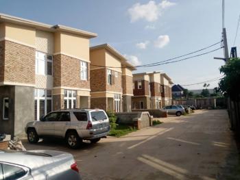 Fantastic Uncompleted 4 Bedroom Terrace Duplex with Waterrocks Design., Sunrise Valley Estate, Emene Residential., Emene, Enugu, Enugu, Terraced Duplex for Sale