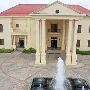 7 Bedroom Mansion 3 Guest Chalet 6 Room Duplex Servant Quarters, Asokoro District, Abuja, Detached Duplex for Sale