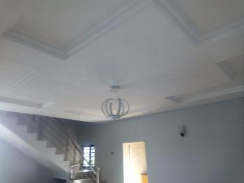 Brand New Four Units of 4 Bedrooms Terraces with a Room Bq Each, By Aduvie, Jahi, Abuja, Terraced Duplex for Sale