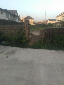 Dry Half Plot of Land, Adeola  Street, Medina, Gbagada, Lagos, Residential Land for Sale